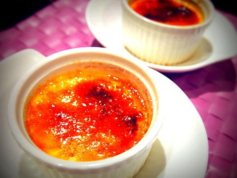 【OL醉愛廚房】法式Crème brûlée