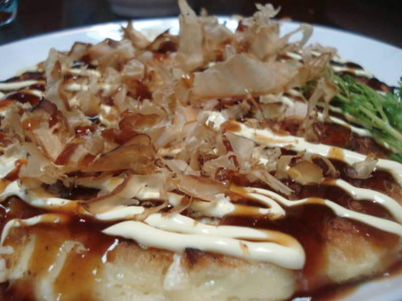 簡單又美味的海鮮大阪燒