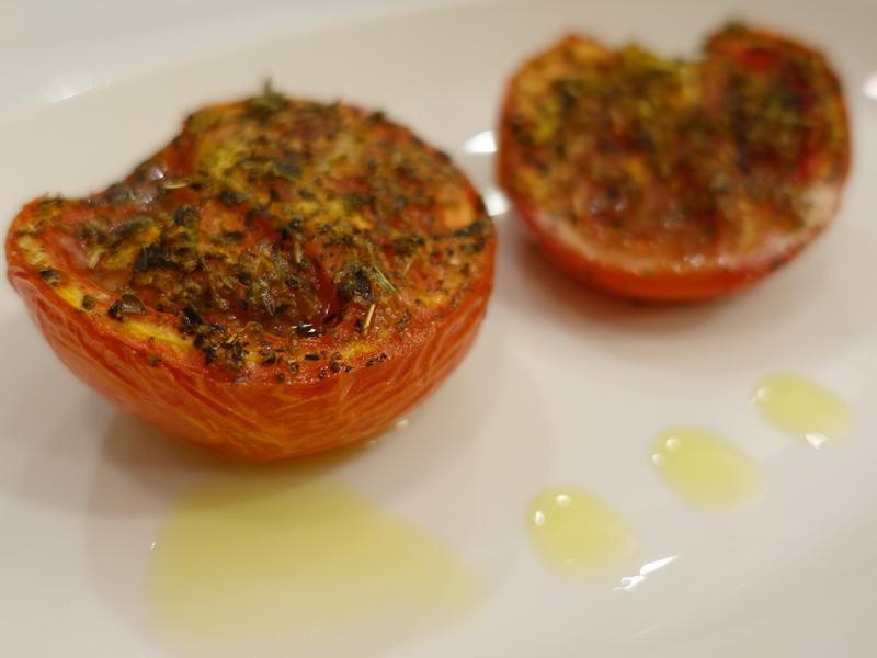 義式橄欖油低溫烤蕃茄