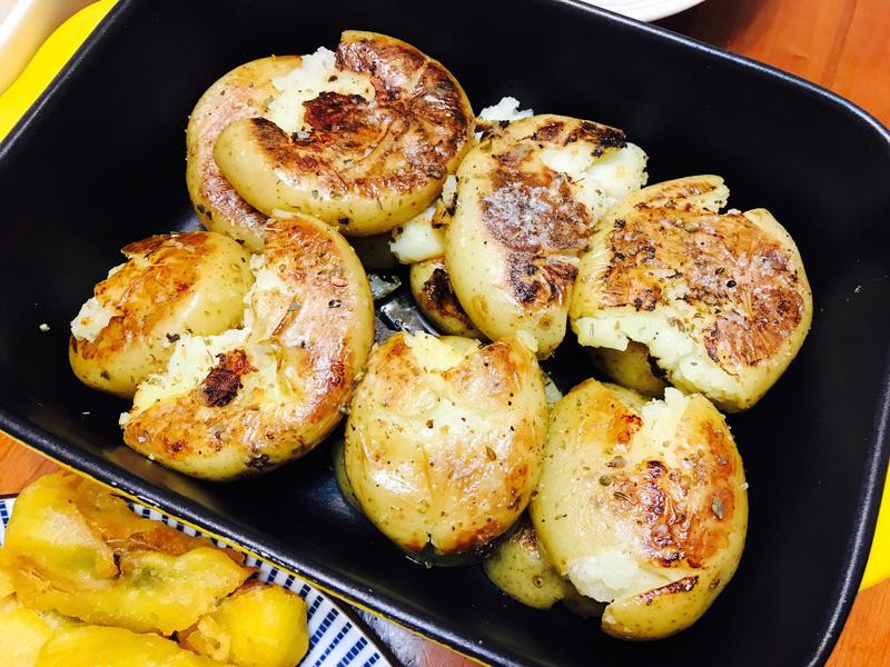吃過都說讚:奶油香馬鈴薯排