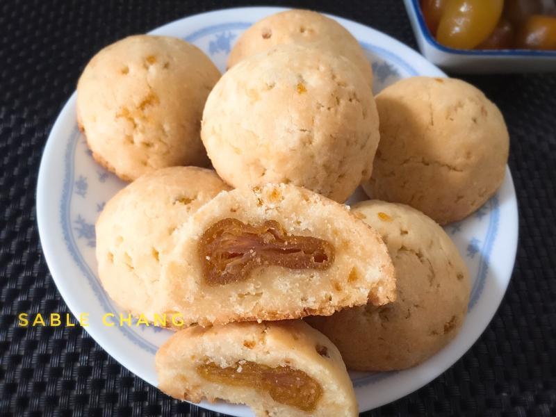 黃金金棗酥