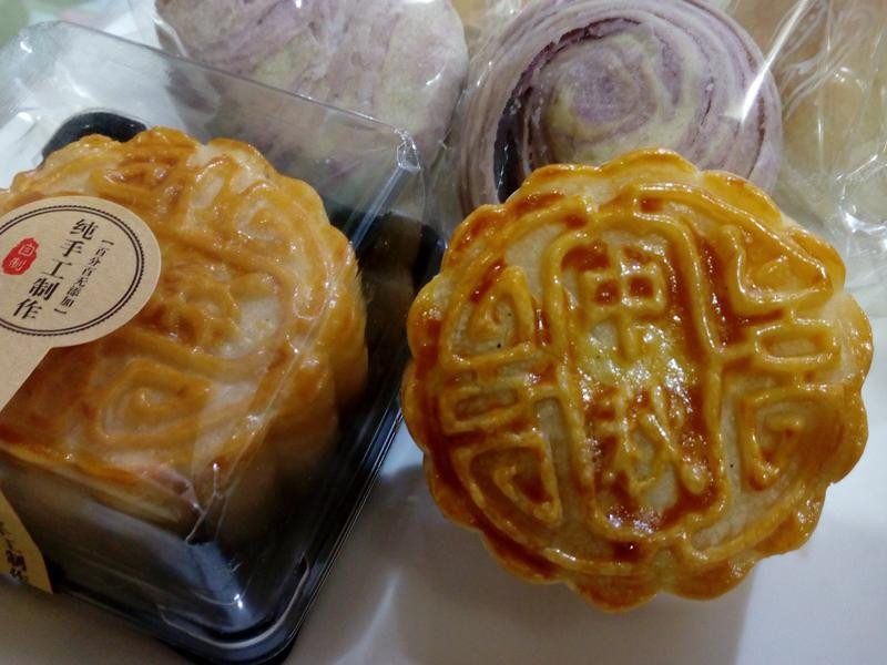 廣式月餅-奶黃餡