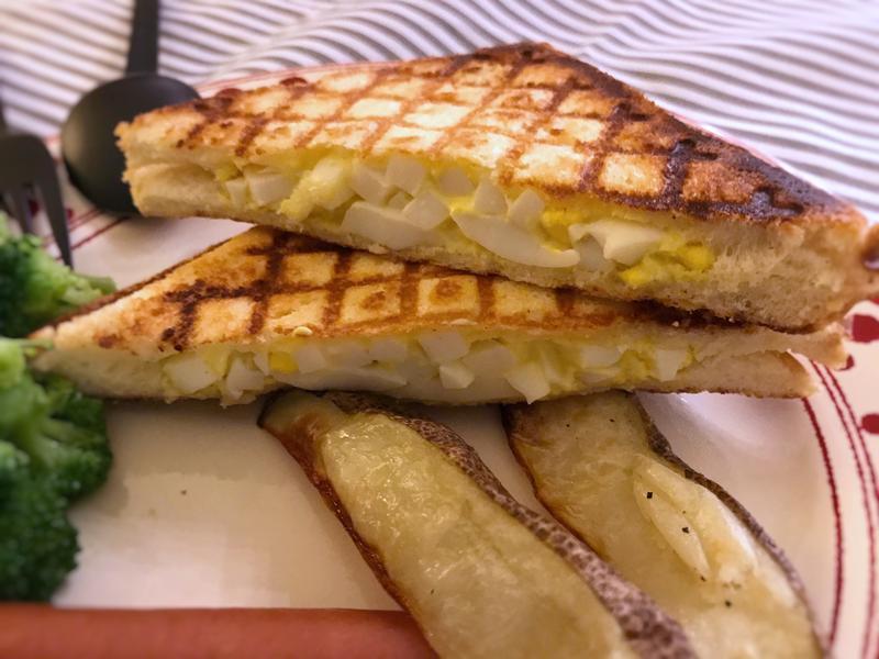 雞蛋沙拉(露營OK)