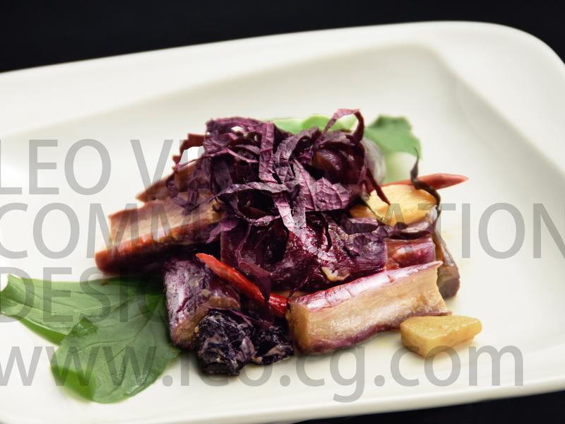 紫蘇豆腐乳茄子-清爽又下飯的健康家常菜