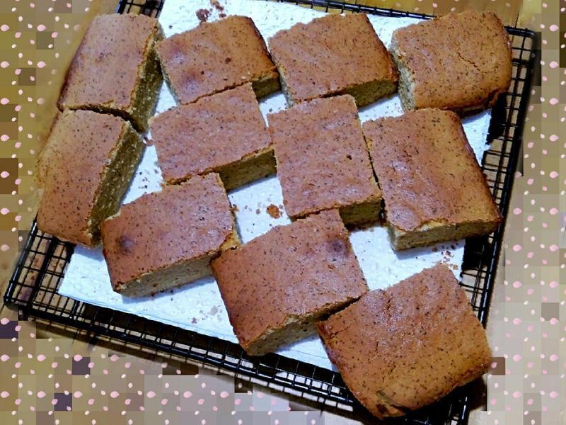 伯爵奶茶磅蛋糕