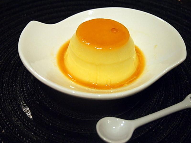 【OL醉愛廚房】雞蛋布丁(簡易免烤版本)