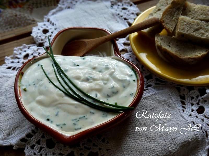 優格沙拉淋醬《Ratzfatz》