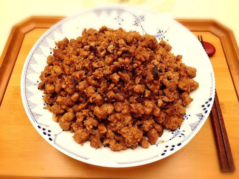 私房肉燥~無醬汁(沒有負擔放心吃)滷肉
