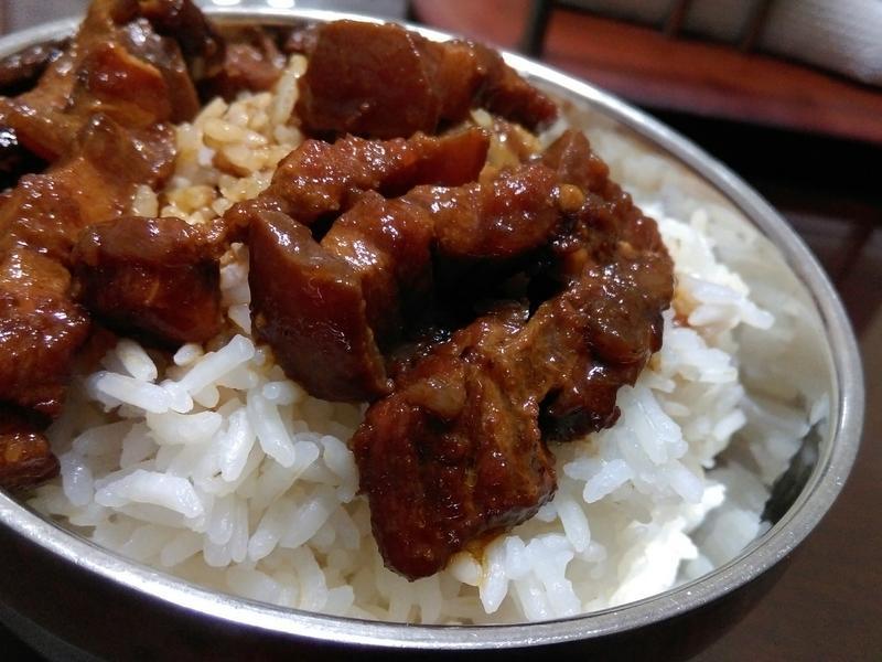 台式滷肉飯