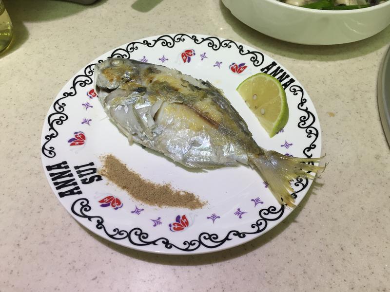 香煎肉魚(肉吉仔)