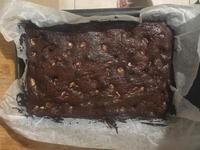 低碳巧克力布朗尼