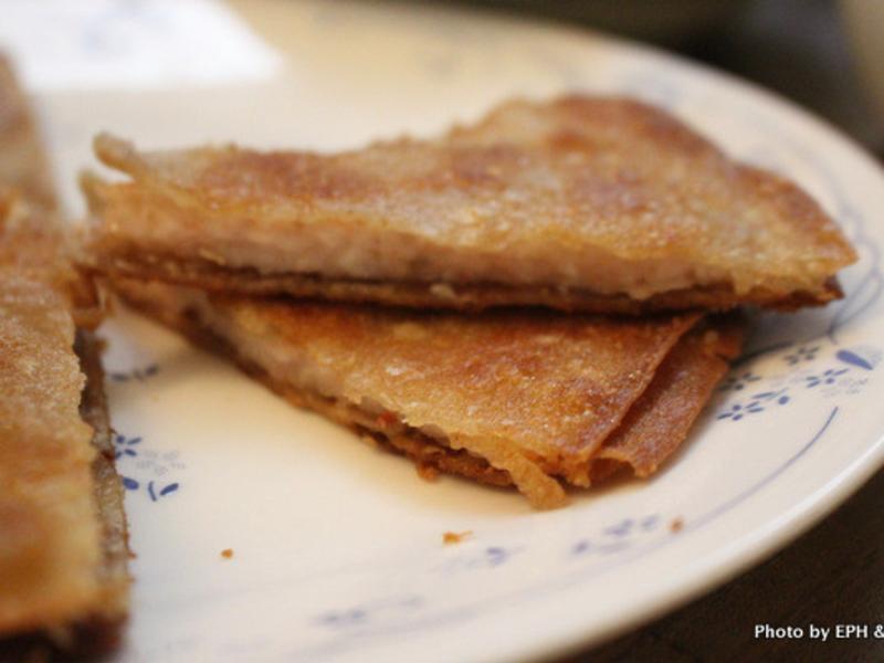 簡易月亮蝦餅-全麥蛋餅皮版
