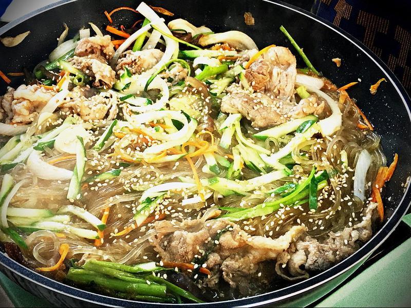韓式炒冬粉~新手也能簡單上手的美味菜色