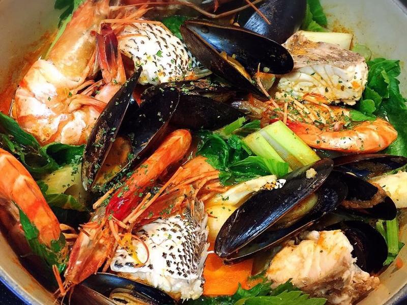 法式海鮮什燴