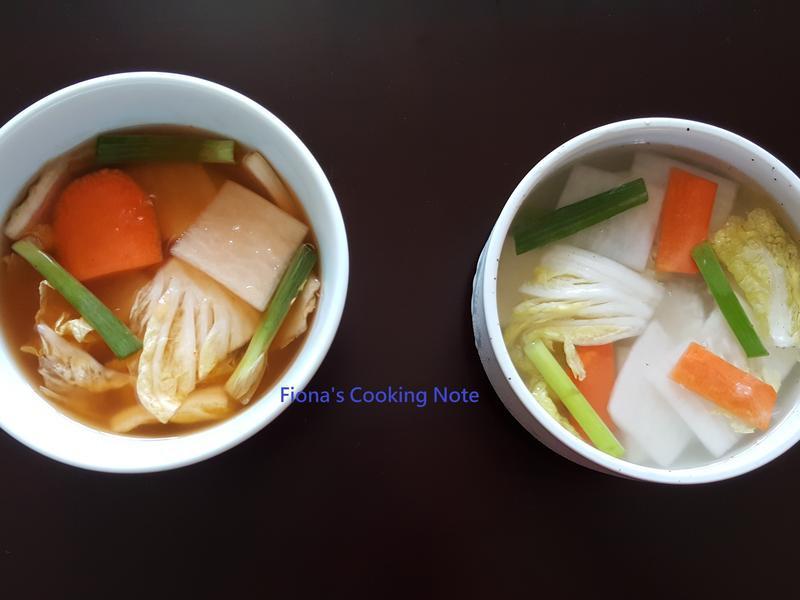 韓國水泡菜