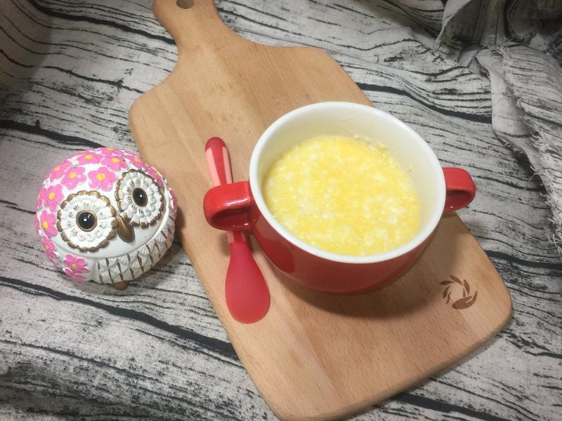 寶寶版 小米粥