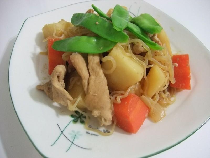 【小雨食堂】馬鈴薯燉肉