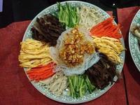 團圓蔬菜絲(低卡年菜)