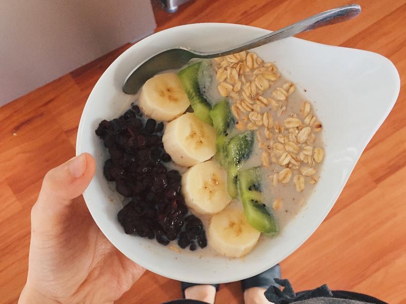 自製健康甜品蜜紅豆燕麥💯 早餐、下午茶