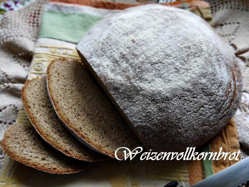 德國 小麥全麥麵包