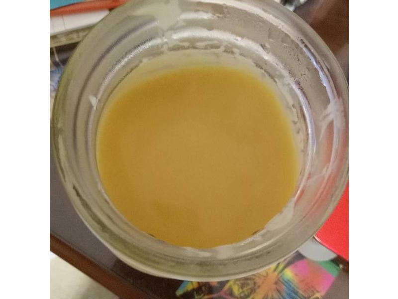 奶油蜂蜜醬