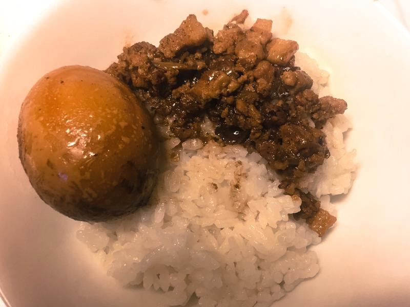 古早味台式魯肉飯