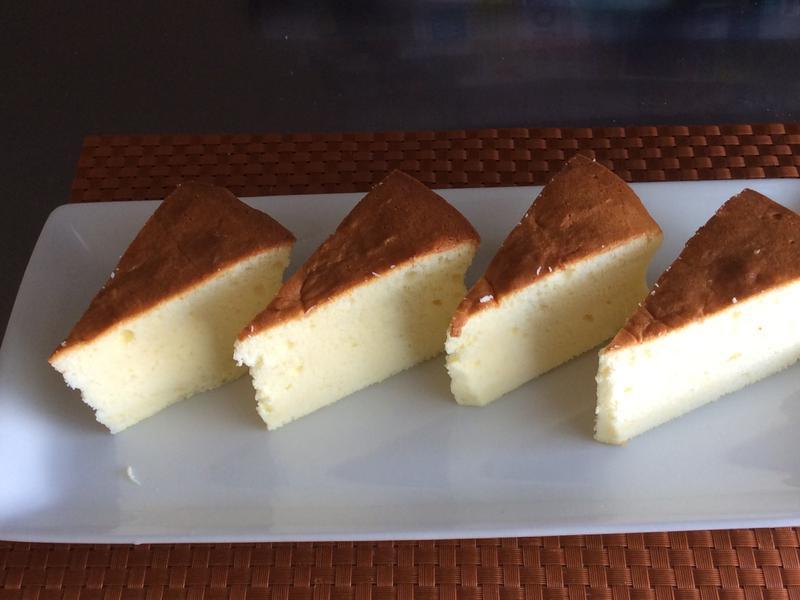 酸奶棉花蛋糕