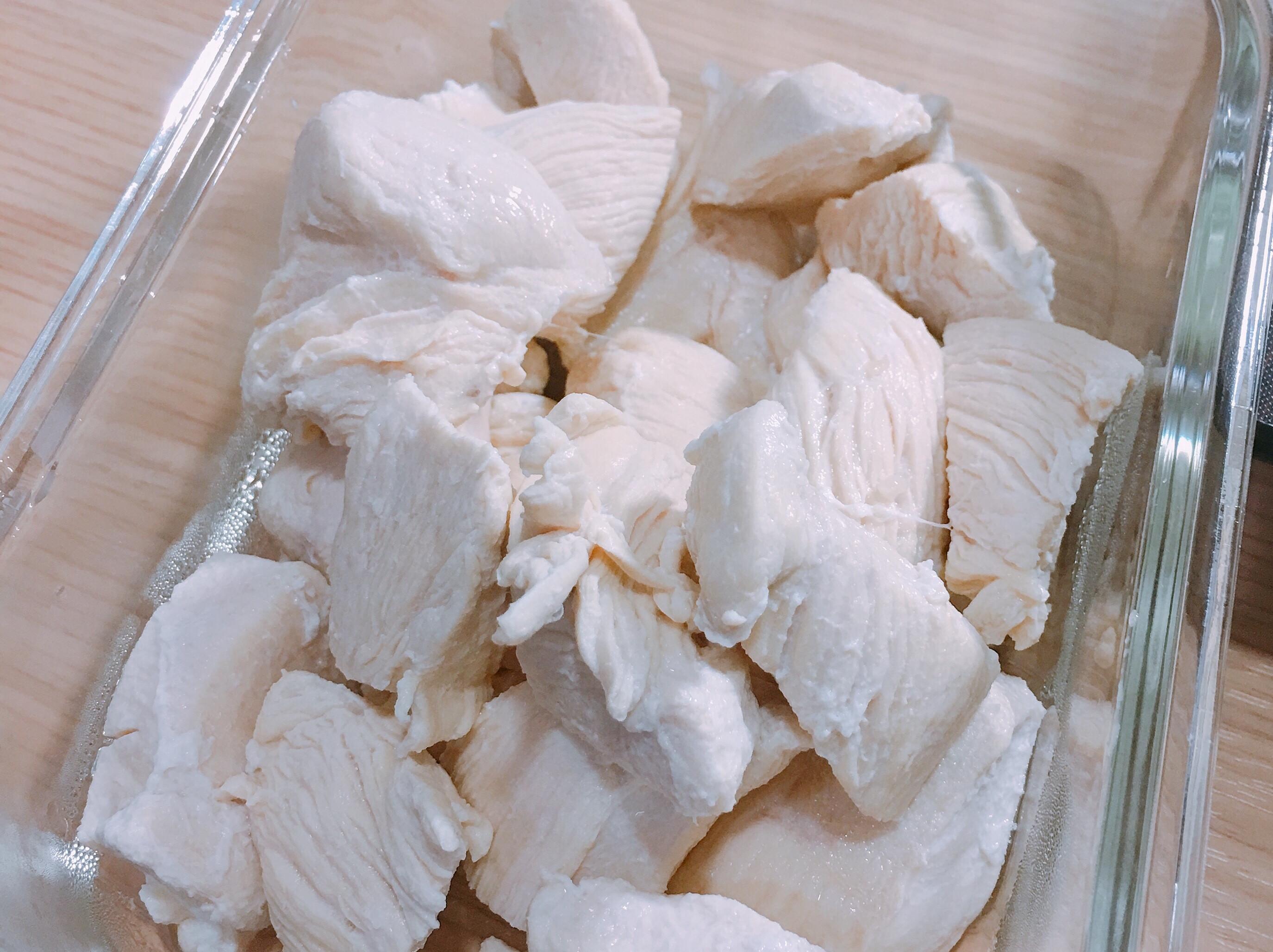 水煮雞胸肉
