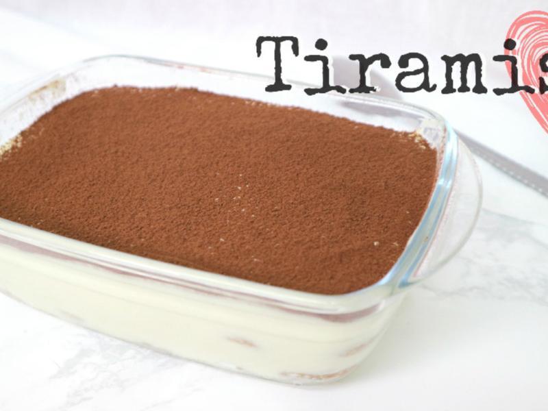 提拉米蘇 Tiramisu