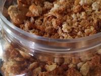 豆渣麥片(granola)