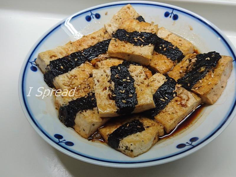 醬燒海苔豆腐