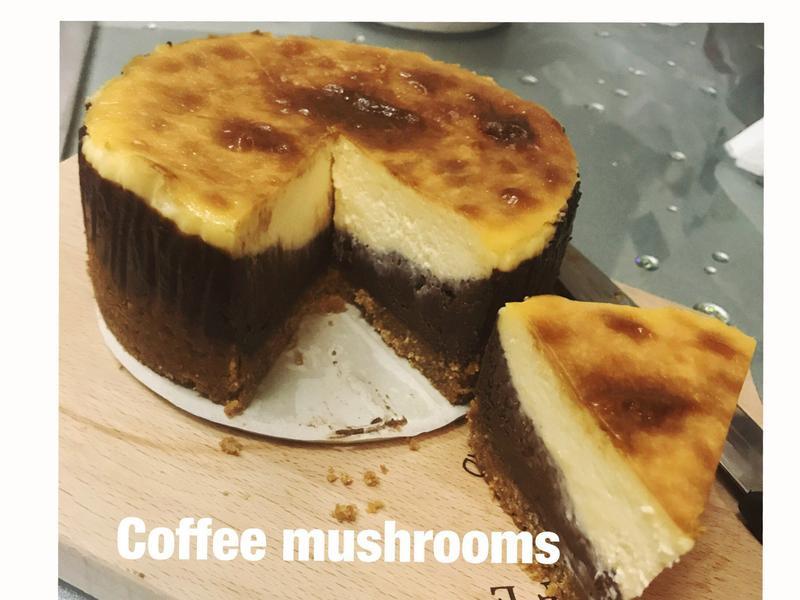 濃情巧克力重乳酪起士蛋糕