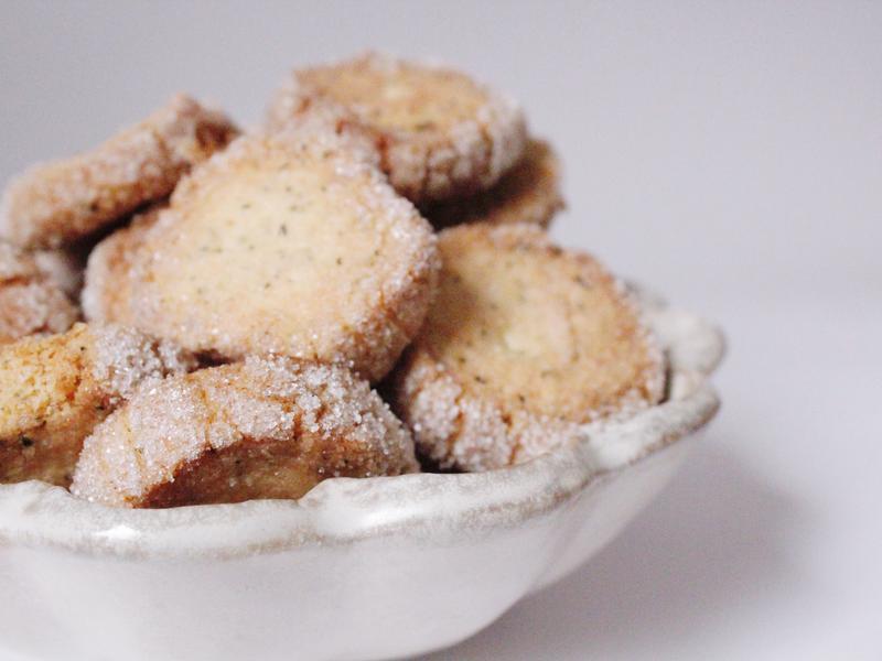 香草鑽石餅乾