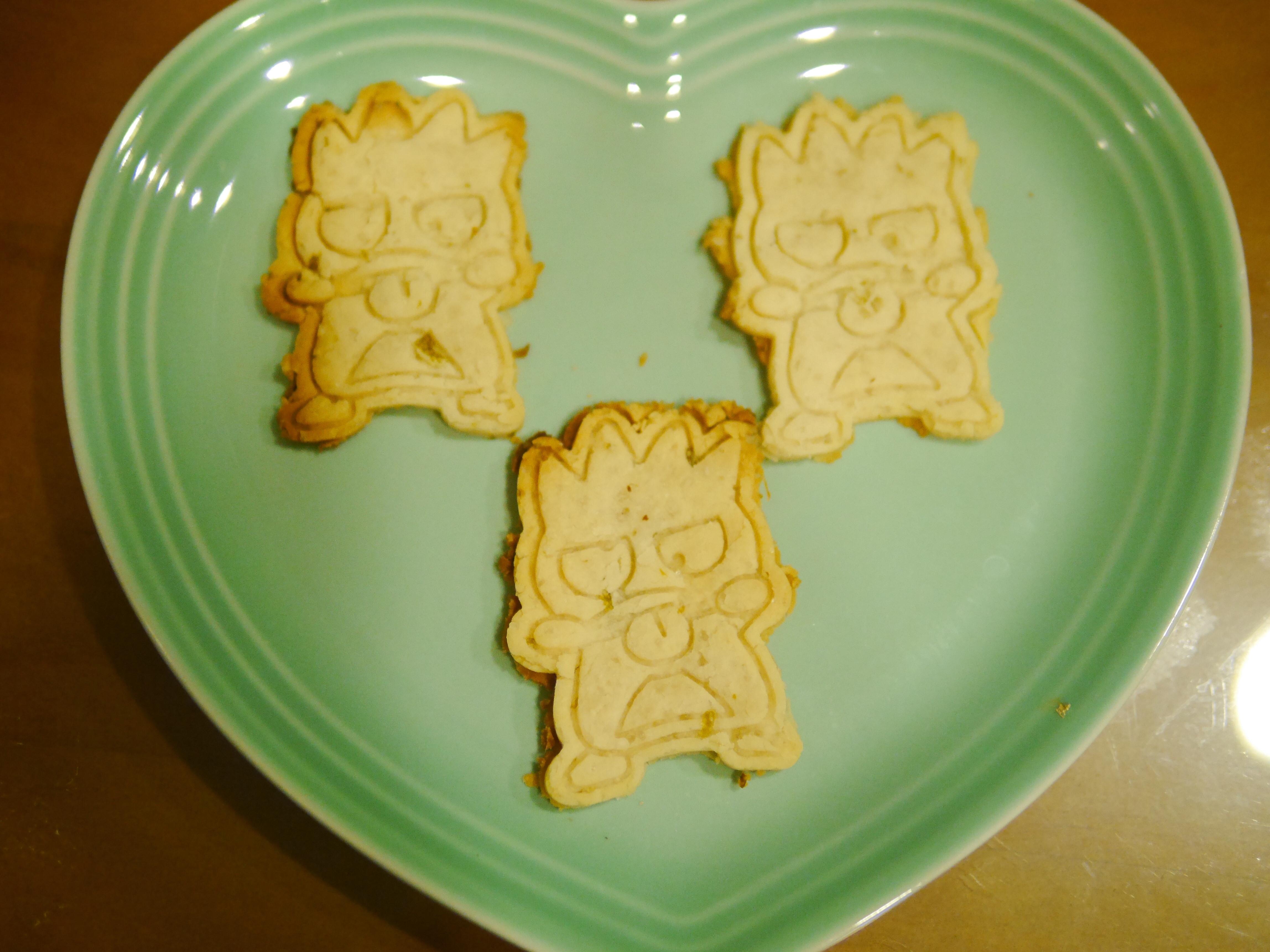 檸檬米薄餅乾