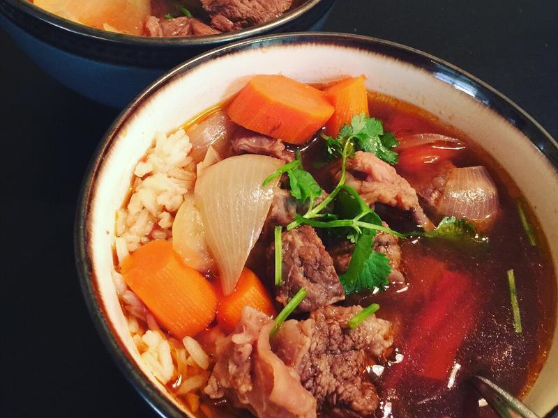 電鍋料理《茄汁牛肉》飯/麵