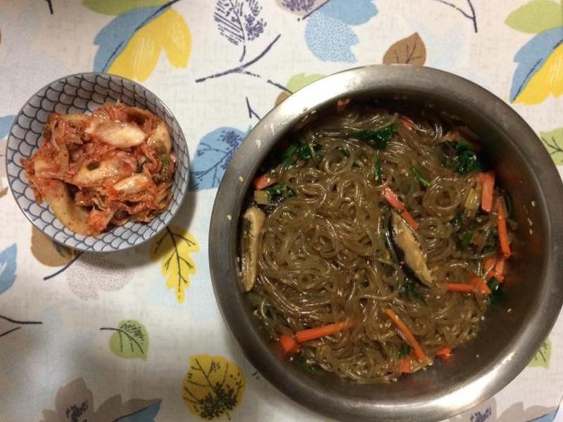 韓國雜菜(冬粉)