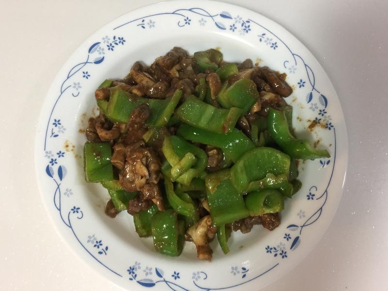 Mimima❤️寶寶版 青椒炒牛肉