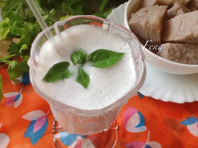 芋頭牛奶&芋頭牛奶冰