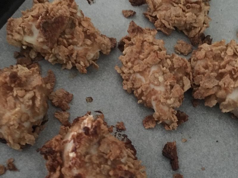 低脂麥脆雞