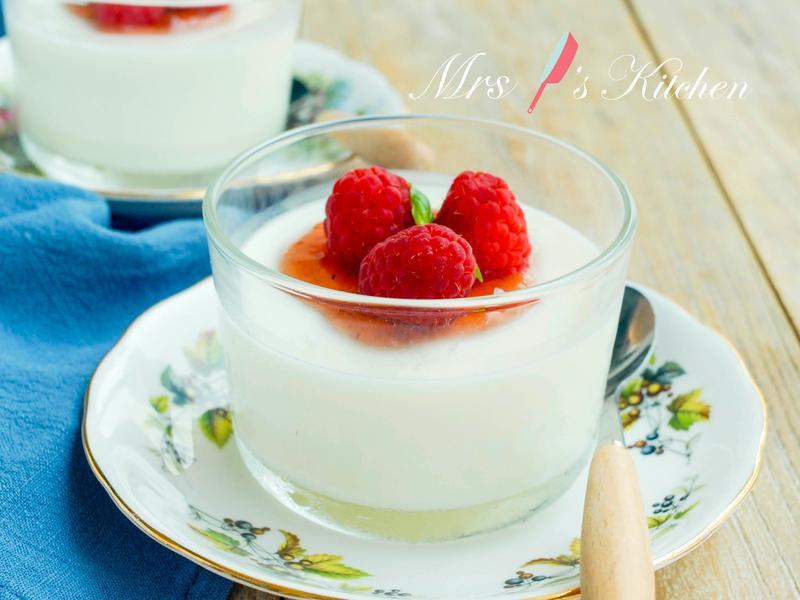 義式奶凍Panna Cotta【零難度】