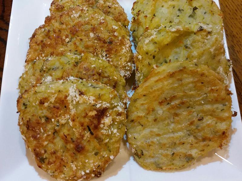 蔬菜鱈魚可樂餅(副食品💚1歲+)
