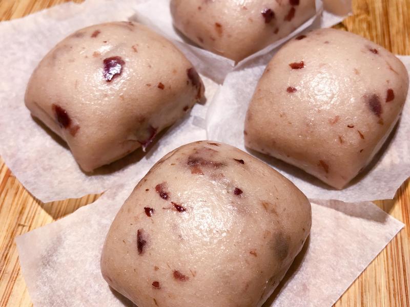 愛戀小莓饅頭