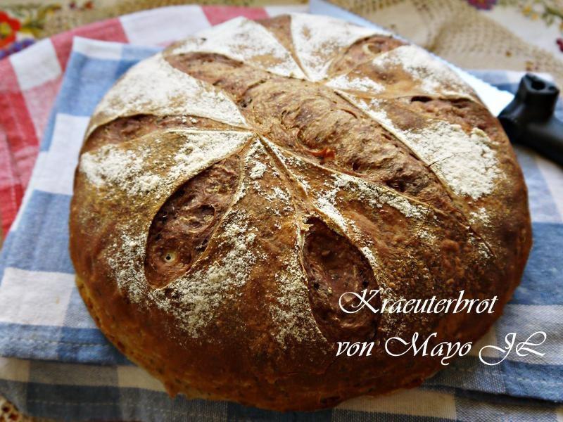 香草麵包•Kräuterbrot•A