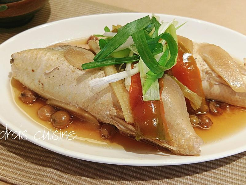 滷虱目魚肚(電鍋料理)