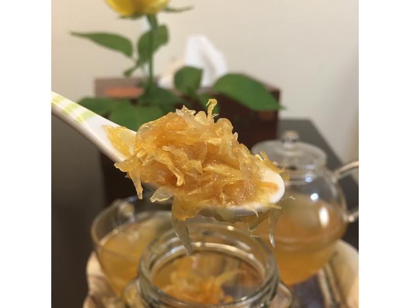 蜂蜜柚子醬