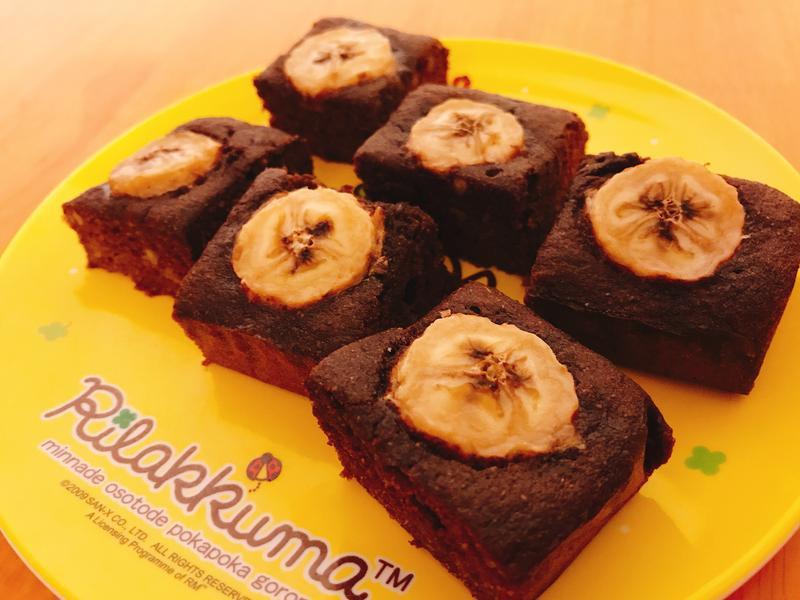 香蕉蛋糕(無糖健康版)