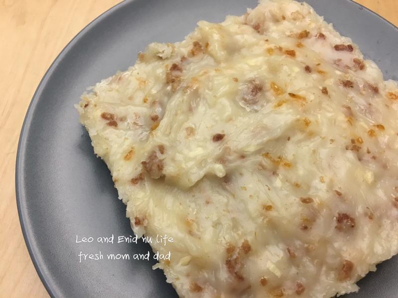 簡易自製蘿蔔糕⁕電鍋料理·寶寶餐·寵物餐