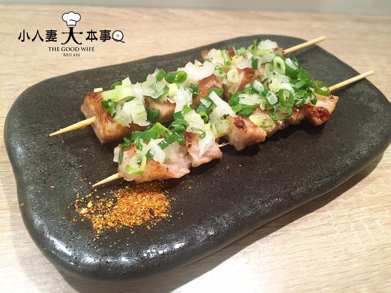 日式串燒-鹽蔥口味-中秋烤肉的新選擇