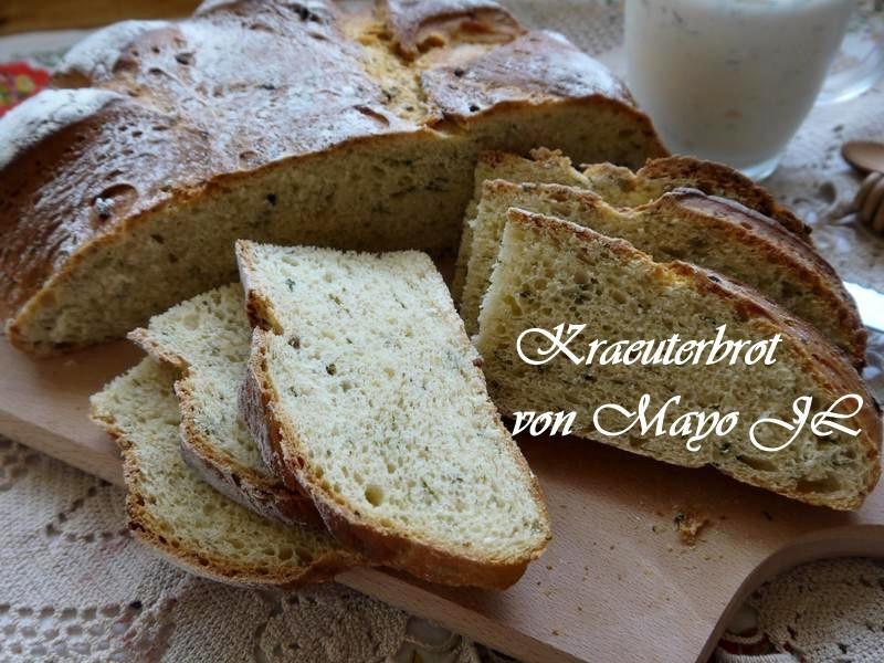 香草麵包•Kräuterbrot•B