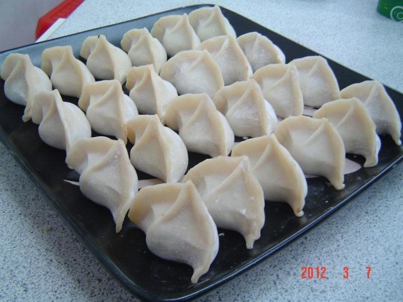 大肚餃(高麗菜口味)